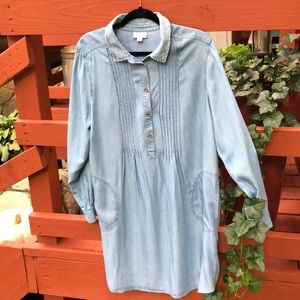 J.Jill Tencel tunic/dress, size Large